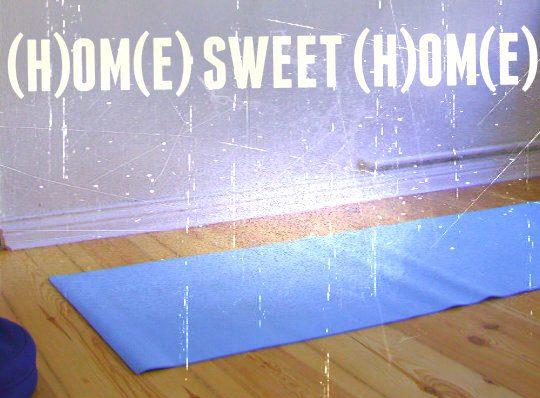 Yoga zuhause: 7 Tipps für die eigene Praxis