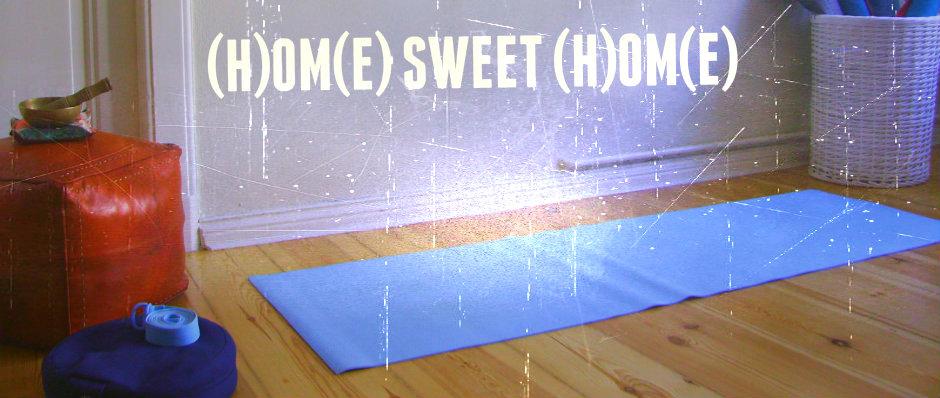 yoga zuhause tipps für die eigene Praxis