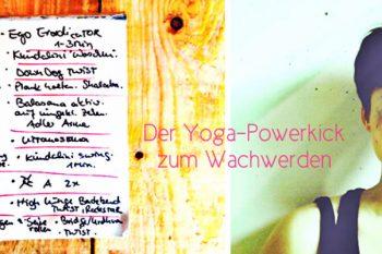 Yoga Übungen für Zuhause: Der 30-Minuten Powerkick 10
