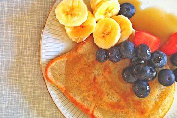 Vegane Pancakes: Ein Rezept fürs Wochenendfrühstück 2