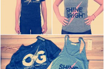 Shine-Bright Yoga Kleidung