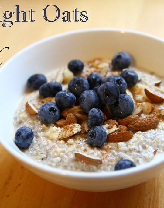 Frühstück vegan