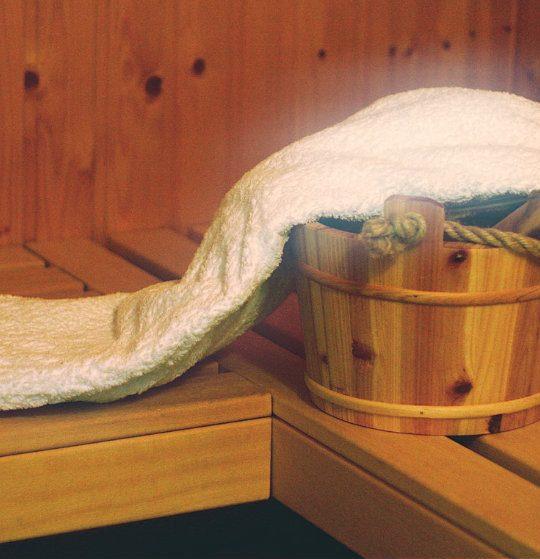 richtig saune