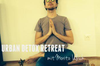 Berlin, 27. bis 31.12.2013: Urban Detox Retreat mit Moritz Ulrich