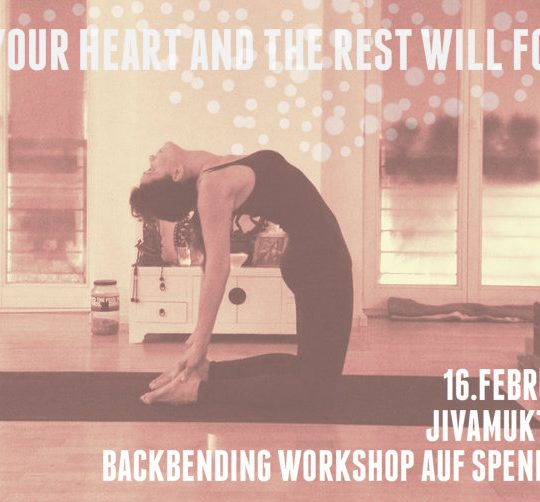 Jivamukti berlin workshop