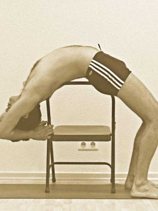 Yoga statt Bollywood: Ein Interview mit Pankaj Sharma 2