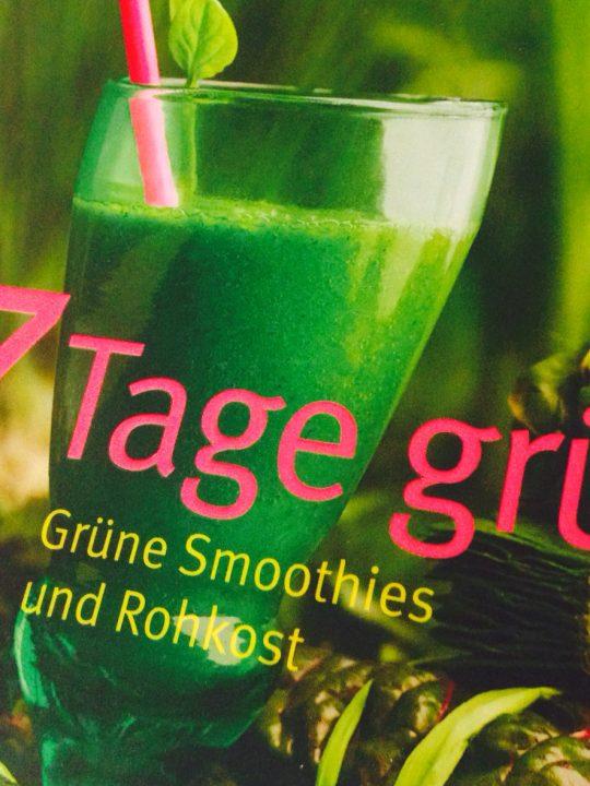 7 tage grün
