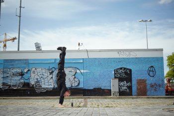 Dirk Bennewitz: Ein Gespräch über Kampfkunst, Yoga und das Fliegen lernen 1