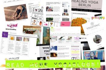 10 Yoga Blogs, die du lesen solltest