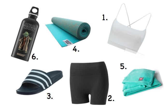 11 Dinge, ohne die du deine erste Bikram Yoga Stunde bereuen wirst