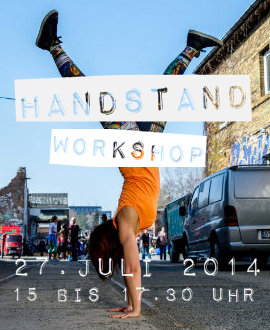 Handstand Workshop Berlin