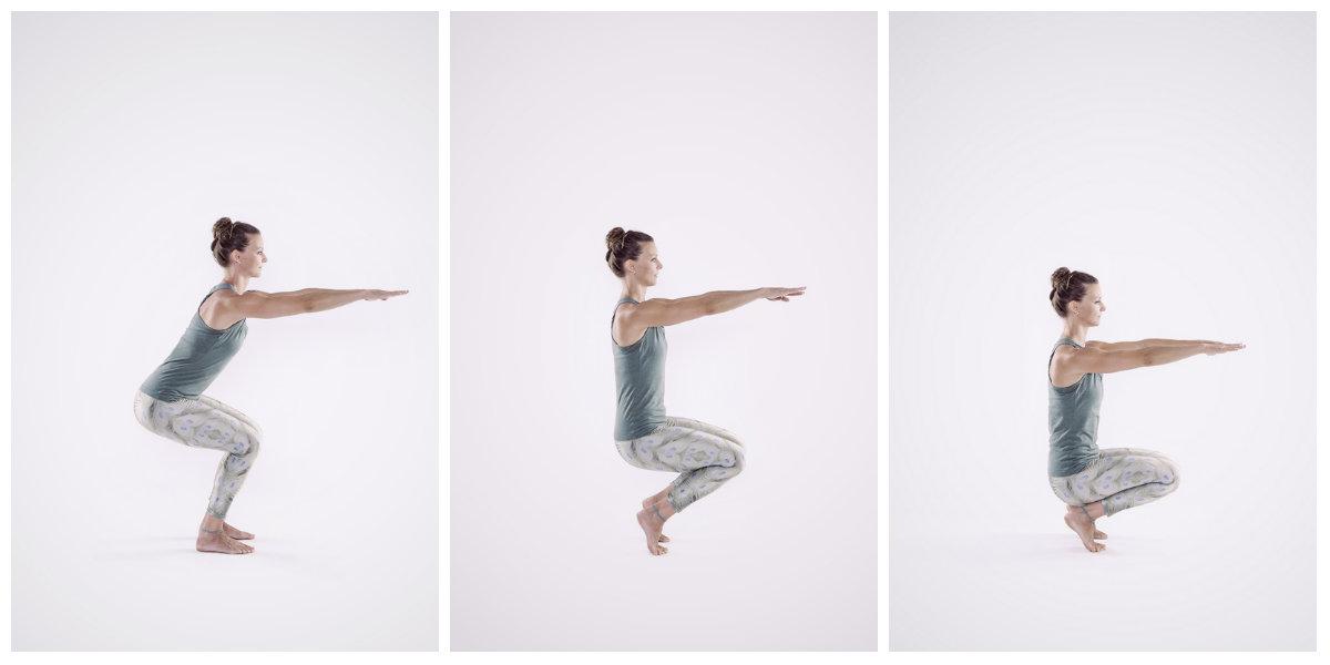 Bikram Yoga: Das sind die 26 Positionen der B-Serie