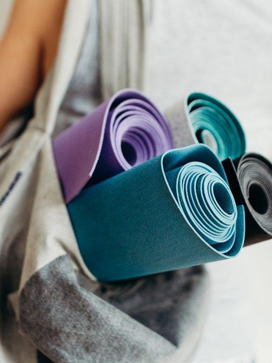 Yogamatte waschen: Eine Anleitung zur richtigen Mattenpflege