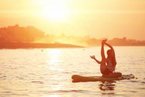 Yoga Surf Urlaub