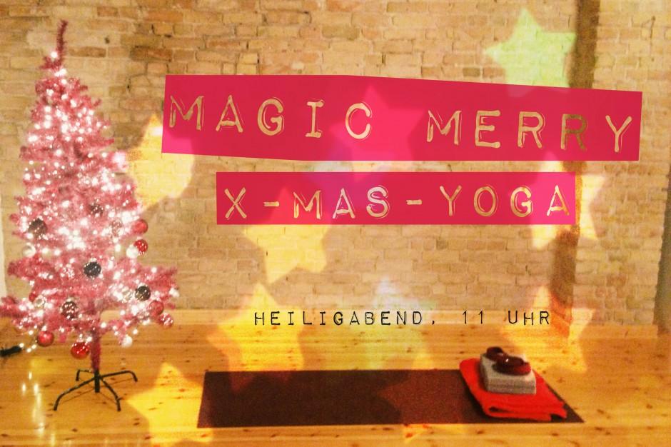 magic merry xmas