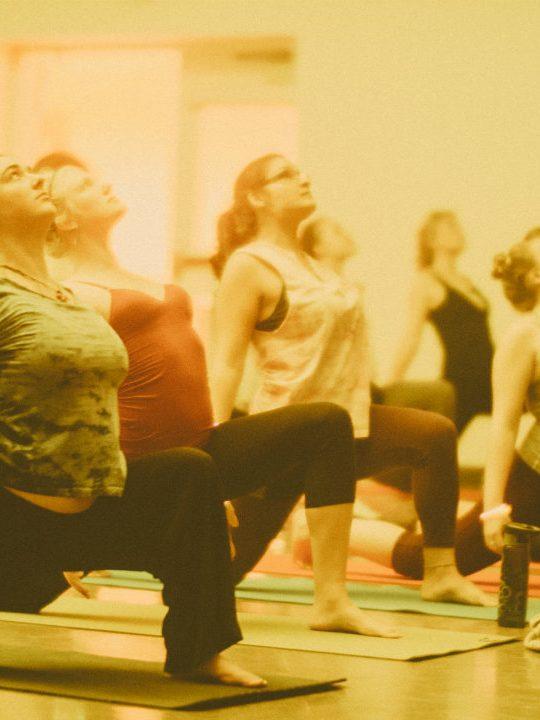 guter Yogalehrer