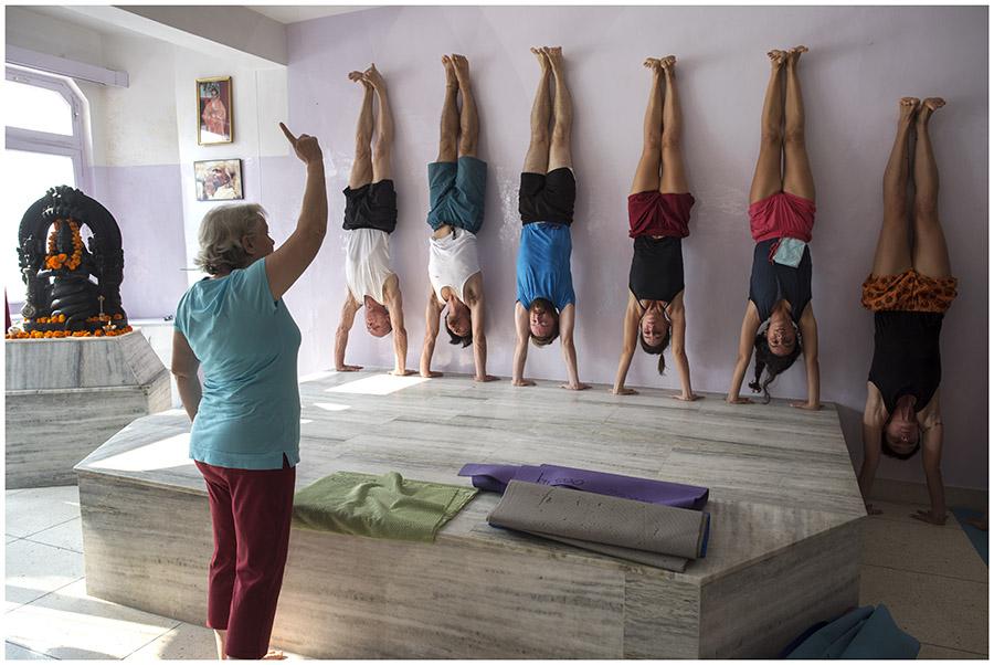 Usha Devi Yoga in Rishikesh