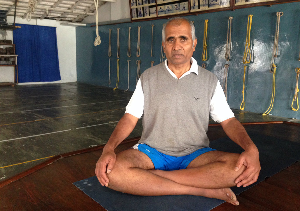 Yoga in Rishikesh Rudra Dev