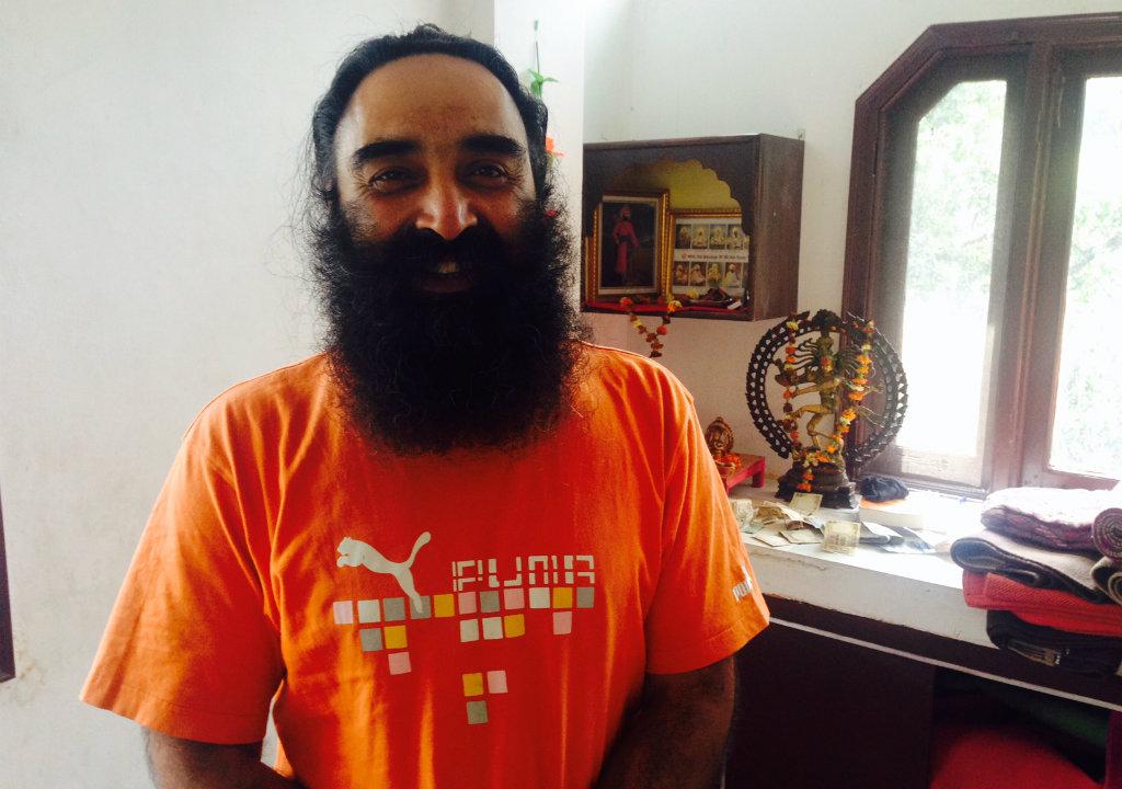 Yoga in rishkiesh Surinder Singh