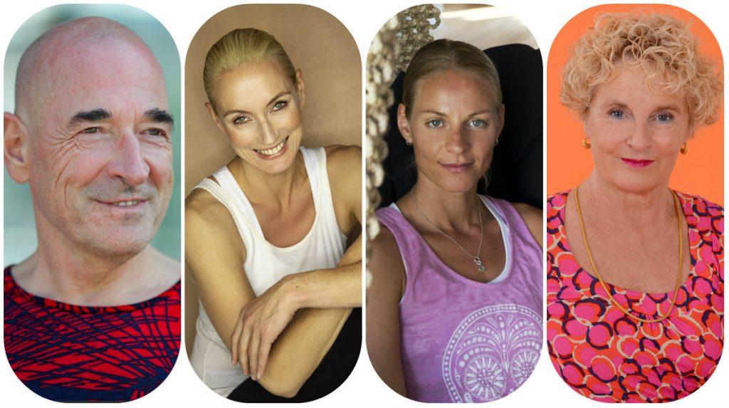 Portraits Yogalehrer