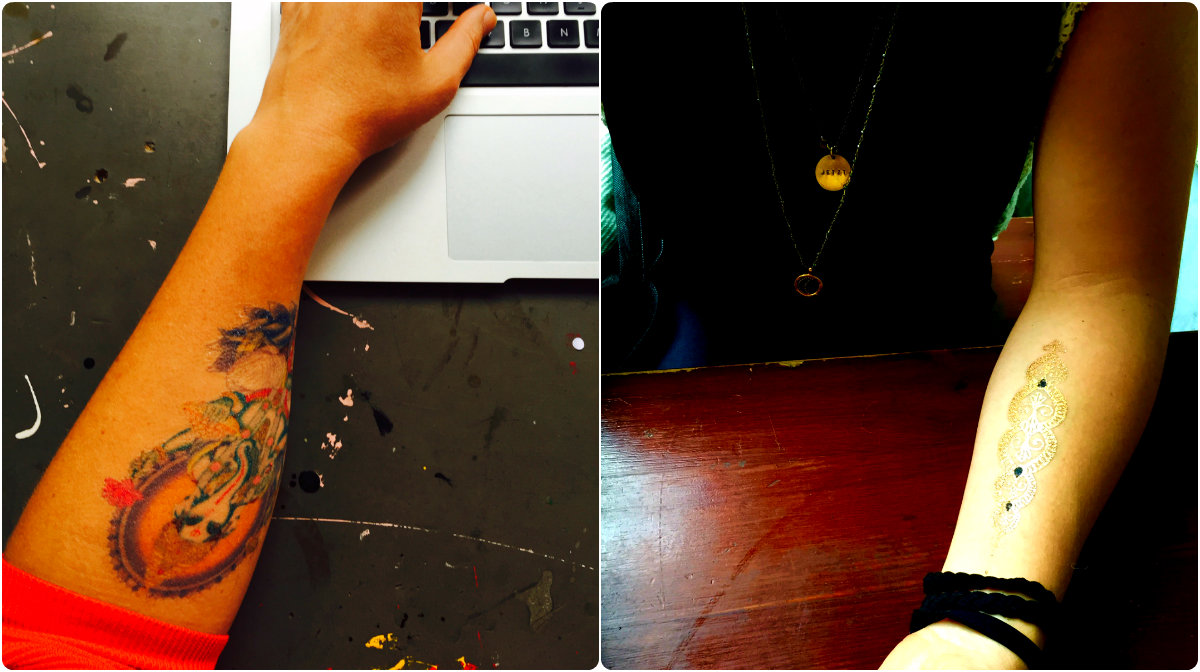 Tattoos Style