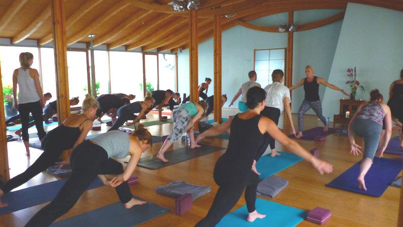 Patricia Thielemann Spirit Yoga