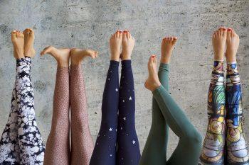 Die besten Yogahosen und Yoga Marken