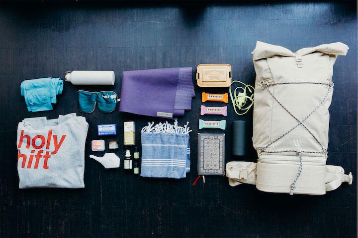 Packliste Yoga Urlaub: Diese Sachen dürfen nicht fehlen 1