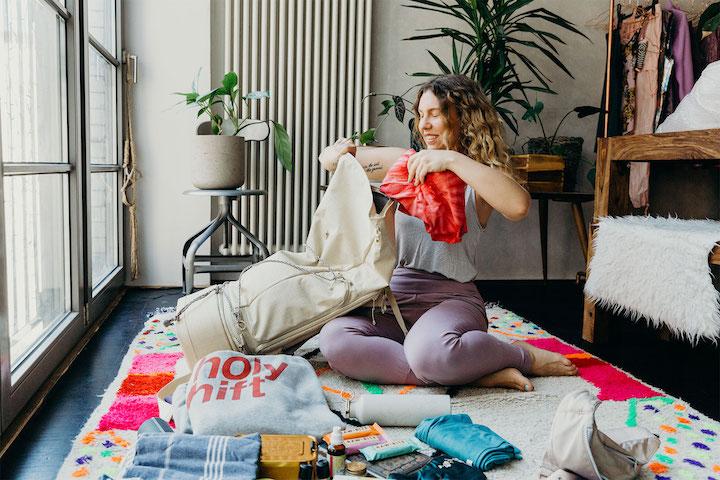 Packliste Yoga Urlaub: Diese Sachen dürfen nicht fehlen 6