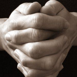 Dankbarkeit Hände