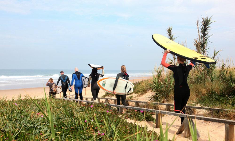 Surf Strand bretter