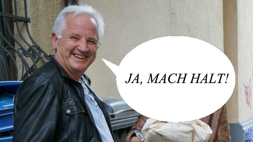 Helmut Montagsmantra