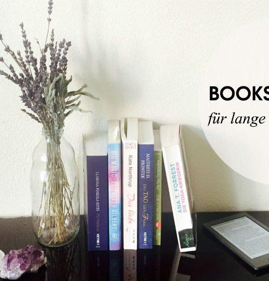 Bookspiration: 7 Buchtipps für lange Winterabende