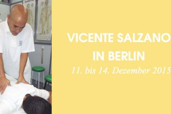 Vicente Salzano in Berlin