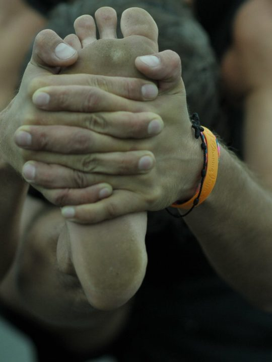 Bikram Yoga: Abnehmen mit Asanas?