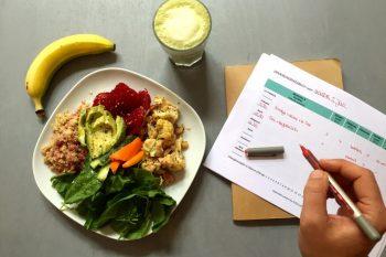 Ernährungstagebuch download