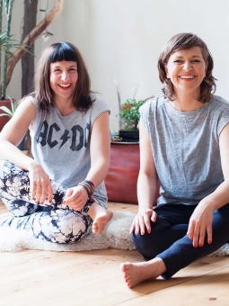 Jivamukti Yoga meets Transformational Breath: Retreat mit Rebecca & Christine