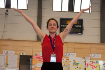 yoga teaching global goals curriculum conference