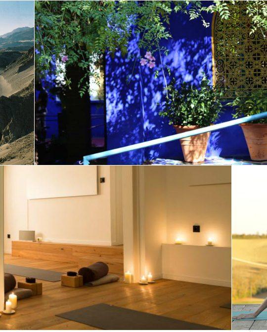 Frühjahrs-Retreats: Das sind unsere 5 Favoriten