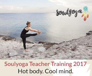 Banner Soulyoga Yoga Ausbildung
