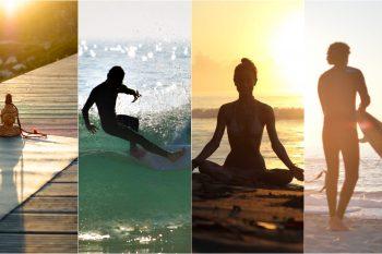 Das sind die besten Surf- & Yogareisen 2017