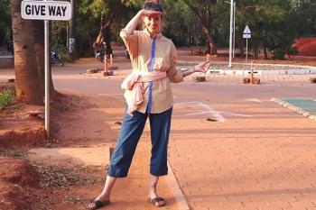Auroville. Oder: Nächster Stop Utopia City 5