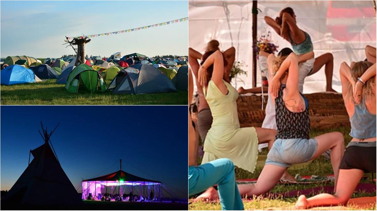 Spirit of nature yoga festival