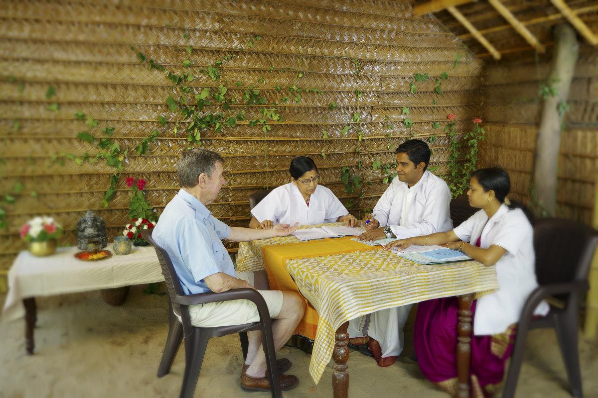 Ayurveda Konsultation Sitaram