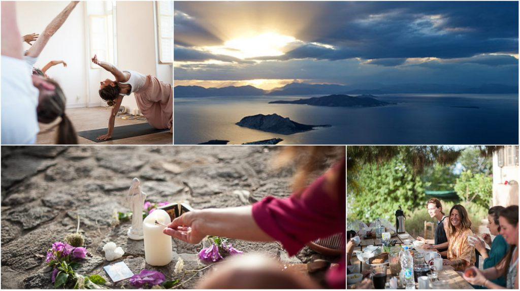 Top 5 Retreats Sommer_Shirin Ourmoutchi