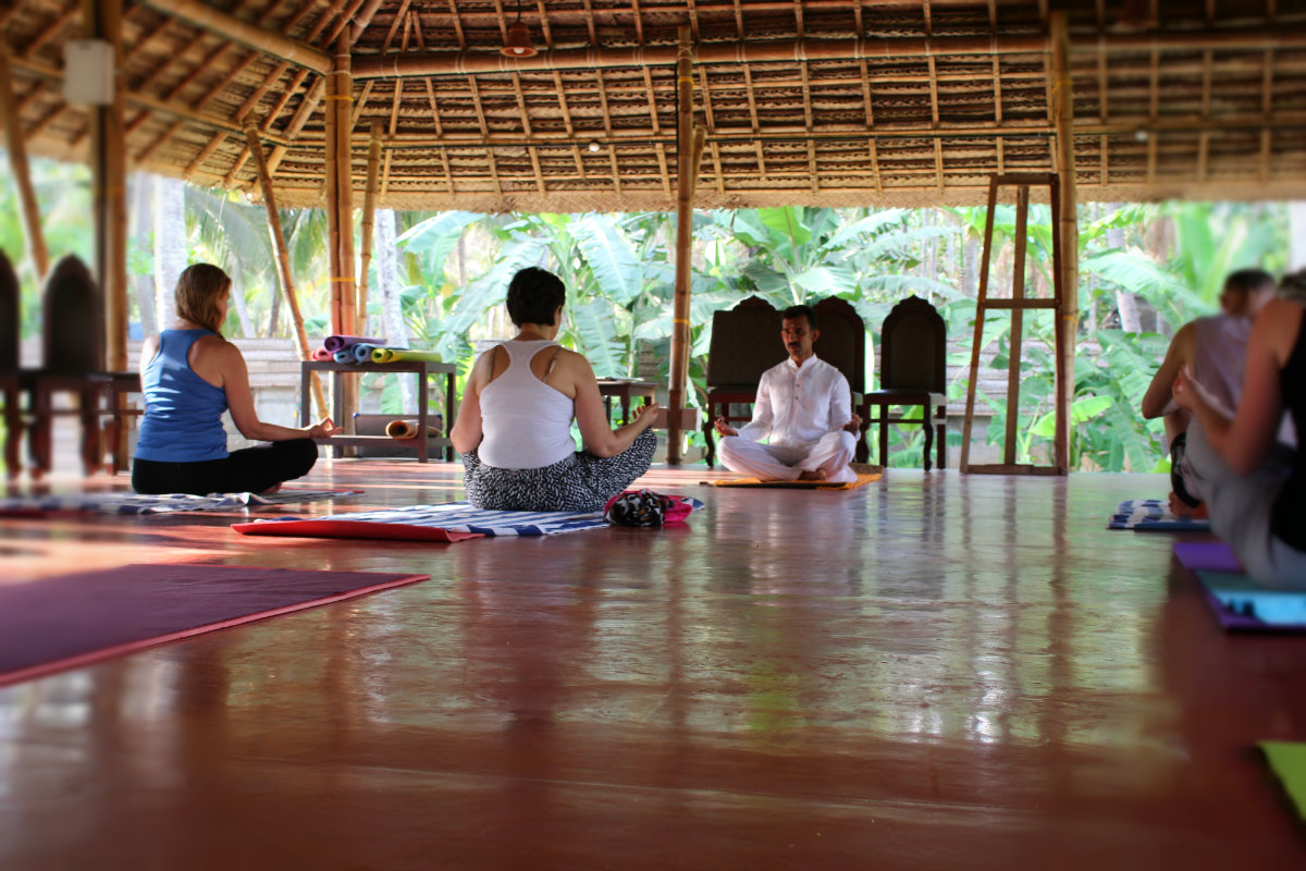 Yoga Sitaram Retreat