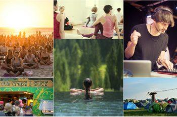 Die besten yogafestivals 2017