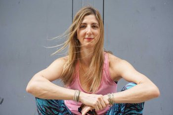 """Rima Rabbath: """"Das Leben ist, wie es ist. Hör auf, es ständig verändern zu wollen."""" 1"""