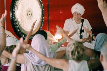 Kundalini Yoga und Gong