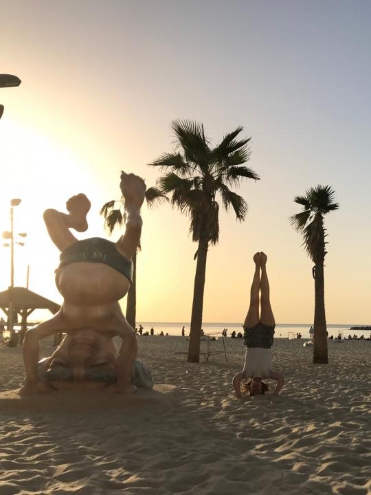 Yoga in Tel Aviv: Hotspots für reisende Yogis 7